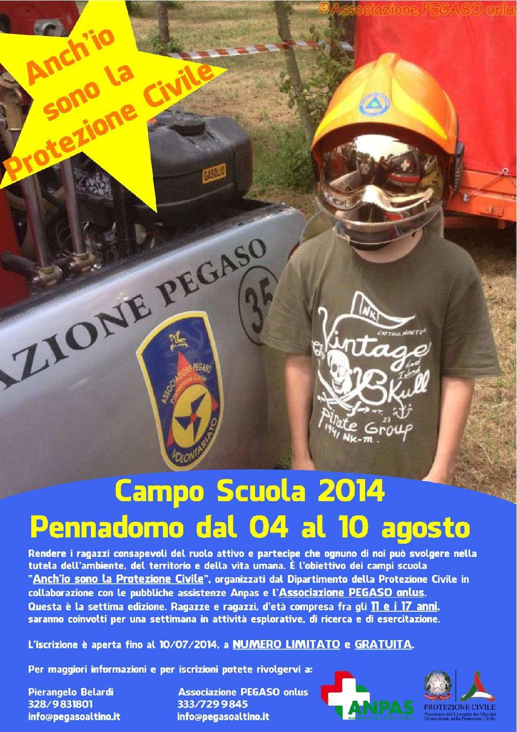 Campo Scuola 2014