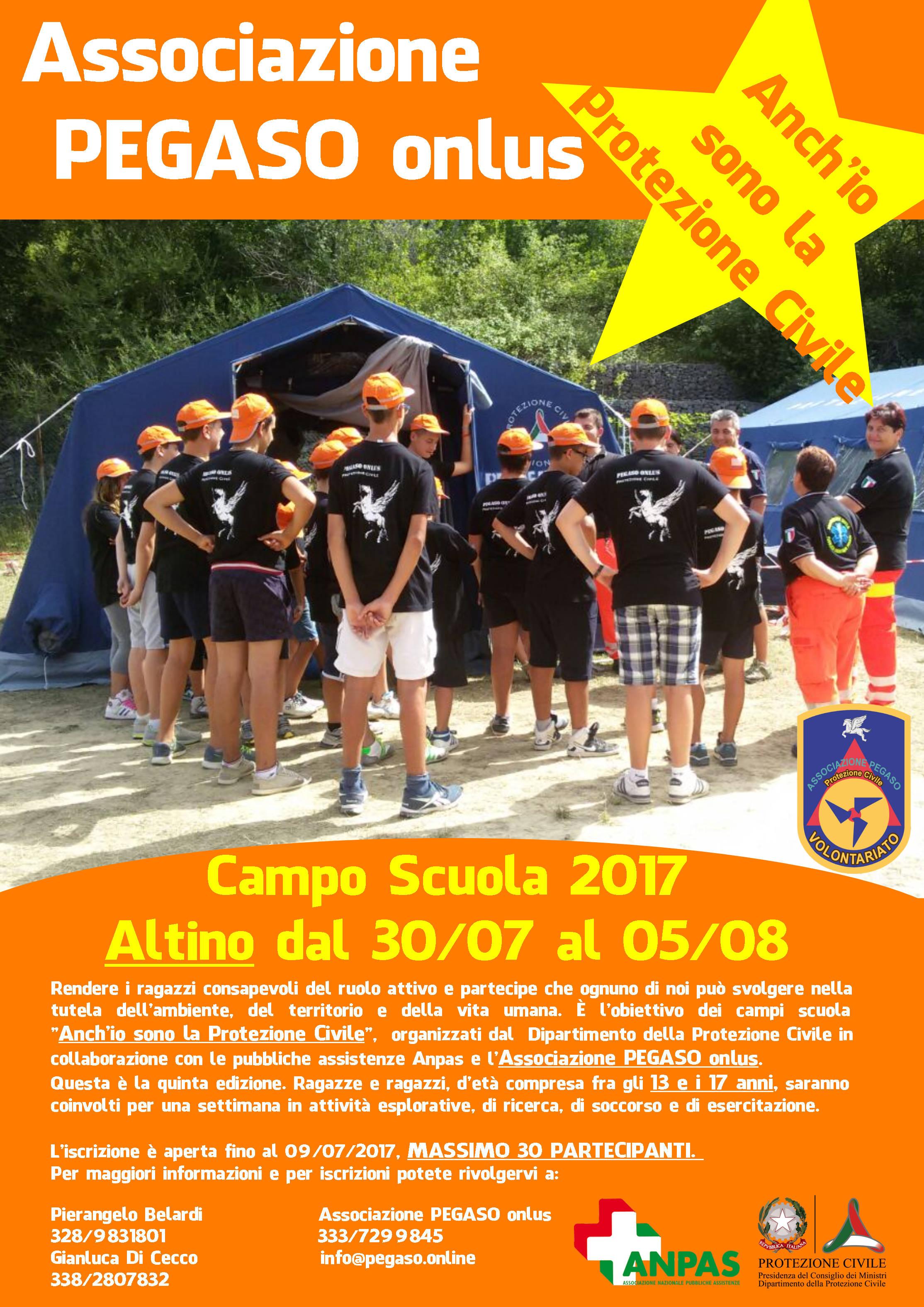 Campo Scuola 2017