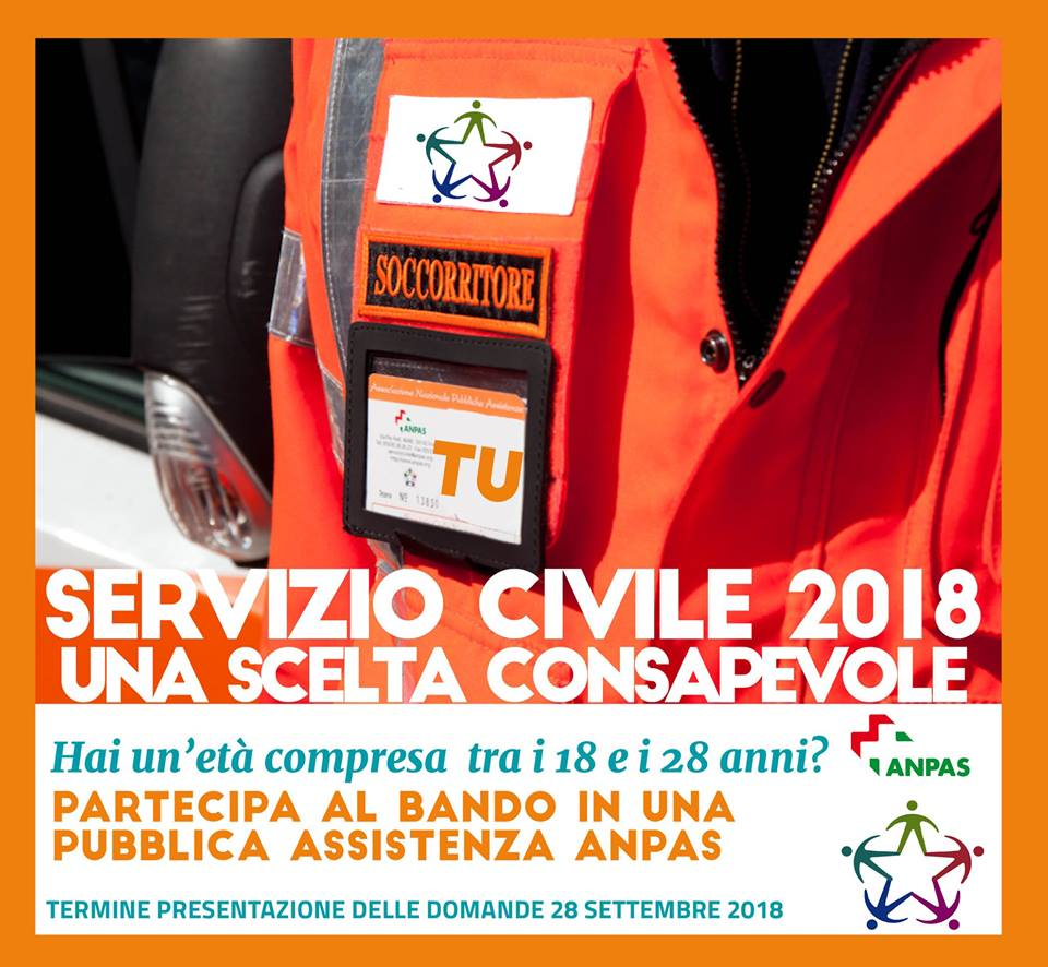 Graduatoria Bando Servizio Civile 2018